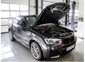 DTE chiptuning pre BMW X4 35d